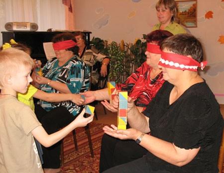 Конкурсы на праздник для бабушки